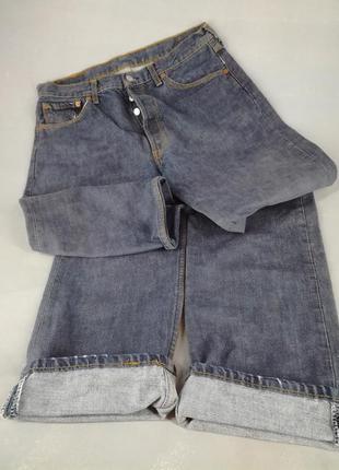 Мужские джинсы levis 501w34l343 фото