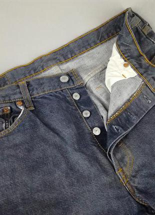 Мужские джинсы levis 501w34l344 фото