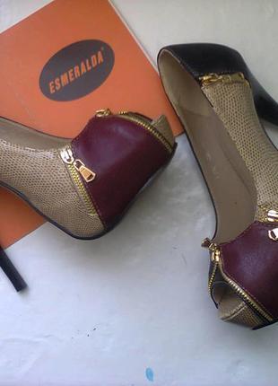 Очень классные туфли. размеры 37-38-39