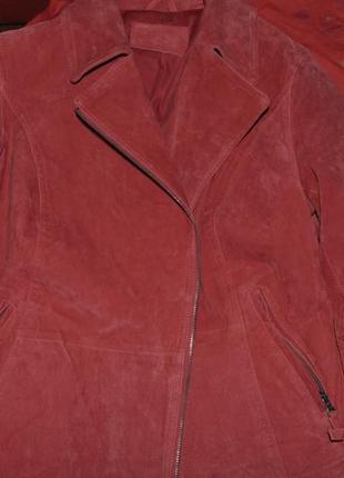 Куртка замшевая  тсм tchibo