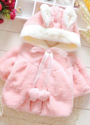 Пальто на девочку на весну