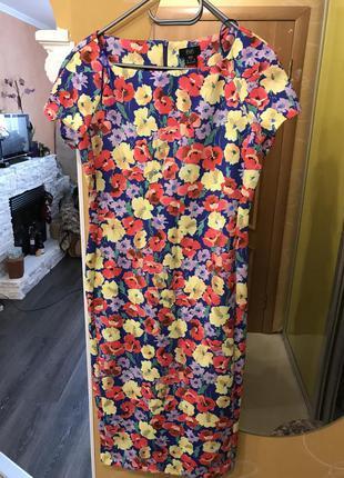 Платье с утяжкой f&f