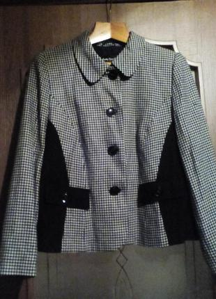 Брендовый пиджак ( betty barclay)