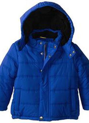 Зимняя куртка для подростка calvin klein