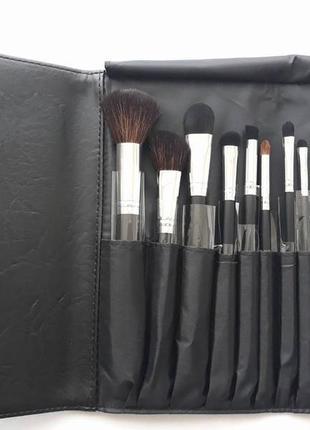 Набор кистей для макияжа coastal scents 12 piece brush set