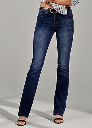 Marks & spencer! продам красивые темно синие джинсы от m&s. размер английский 12,