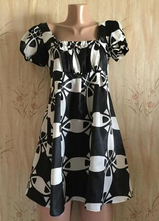 Короткое брендовое платье сарафан скидки весеннее зара