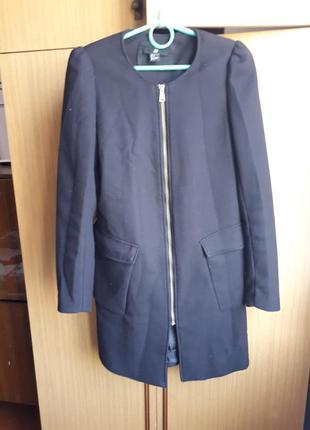 Легкое пальто-кардиган