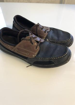 Мужские туфли hash puppies