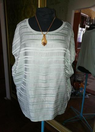 Футболка- блуза, 54 размера