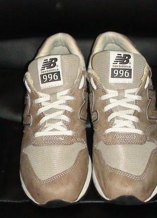 New balance- шкіряні кросівки. р- 40.(25см). New Balance 2a536208ebfcf