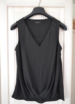 Шифоновая блуза от new look