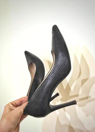 Супер туфли лодочки zara