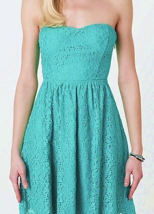 Платье-бюстье tally weijl