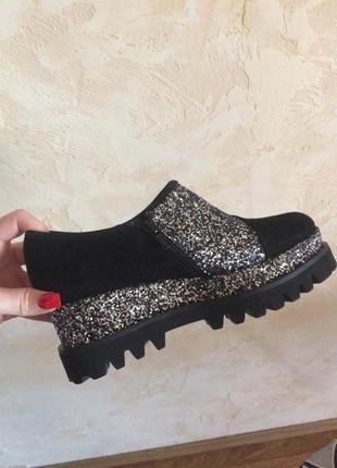 Ботинки elena burba for braska