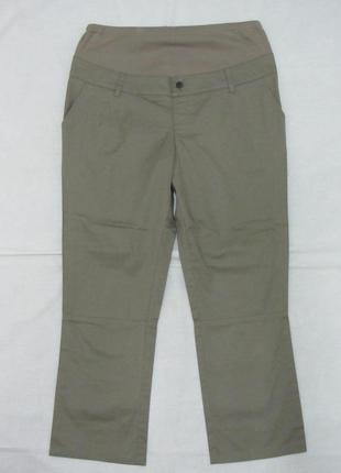 Брюки (штаны, джинсы) для беременных размер 38