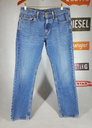 Мужские джинсы levis 511 w32l32