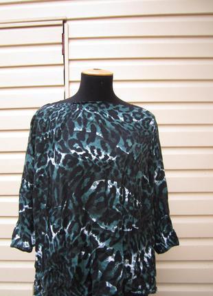 Блуза великого розміру