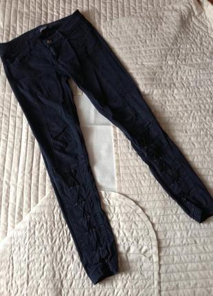 Брюки джинсы bershka