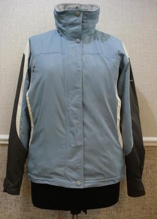 Спортивная лыжная утепленная куртка бренд rossignol