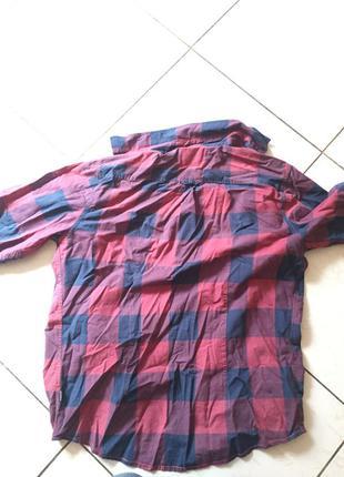 Рубашка slim fit reserved