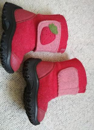 Валенки kapika, зимняя обувь капика