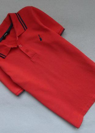 Стильная футболка поло george 8-9л р.128-134