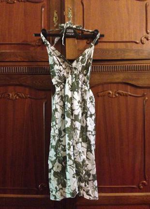 Летний сарафан tally weijl платье