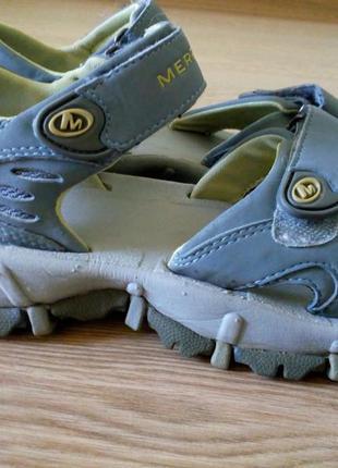 Фирменные босоножки сандали merrell