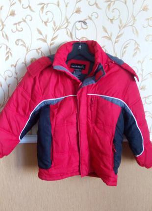 Куртка зимняя minus