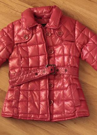Курточка silvian heach, на 3 года