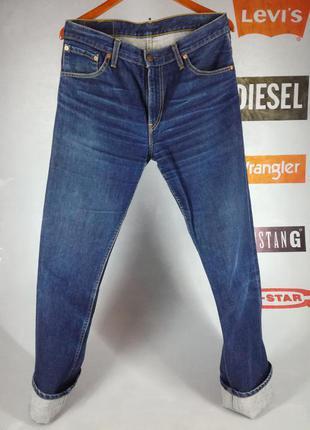 Мужские джинсы levis 507 w32l36