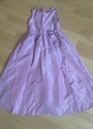 Нарядное,вечернее платье debenhans на 9 лет