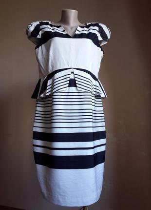 Роскошное платье marks&spencer британия