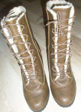 Зимние сапоги ботинки 42размер(27см )