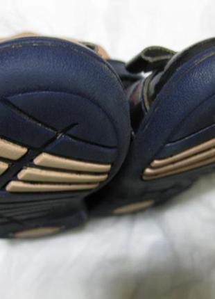 Кожаные туфли на девочку start-rite оригинал англия 22-23 размер стелька 14см х 5,5 см5