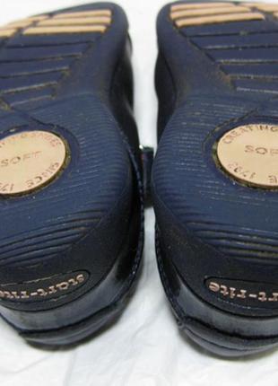 Кожаные туфли на девочку start-rite оригинал англия 22-23 размер стелька 14см х 5,5 см4