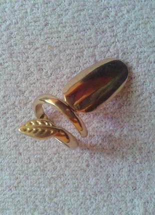 """Элегантное кольцо на ноготь """"зула"""""""