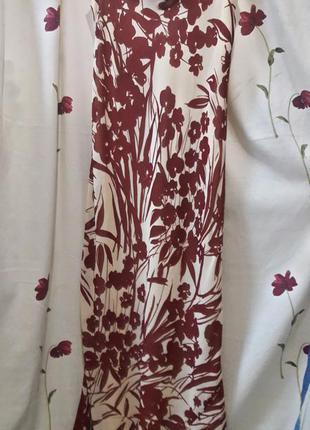 Эллегантный длинный сарафан