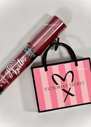 Victoria's secret. блеск, бальзам для губ виктория сикрет. glam. gloss balm, lip tint