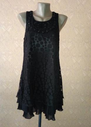 Коктейльное платье new look