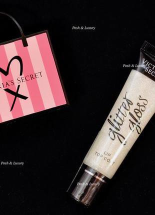 Victoria's secret. прозрачный блеск для губ викториас сикрет (виктория сикрет)