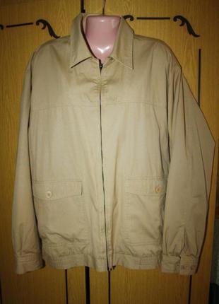 Куртка ветровка, супер размер, xl