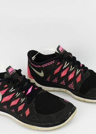 Оригинальные кросcовки nike free run  для бега , спортзала размер 36 (23 см)