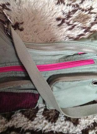 Супер удобная сумочка от ted baker