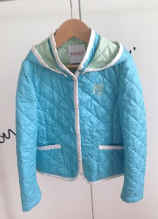 Lux куртка ветровка husky для девочки 6 лет