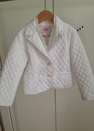 Lux куртка ветровка для девочки 5 лет