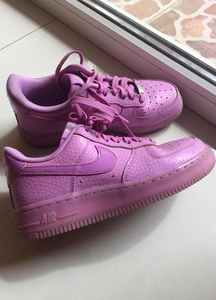 Air force nike оригинал розовые лимитированные