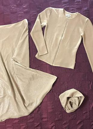 Утонченный костюм miss lora
