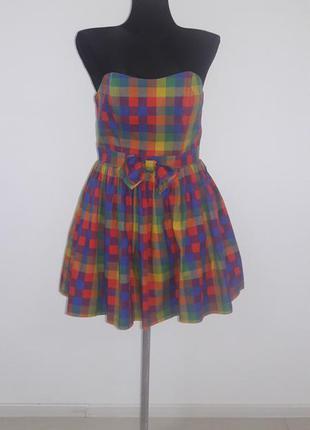Крутое платье jack wills